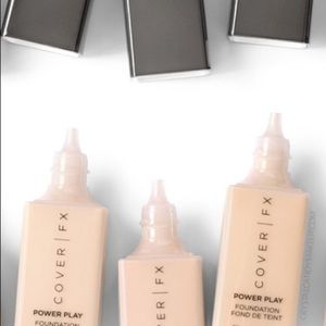 NEW COVER FX POWER PLAY FOUNDATION IN P40